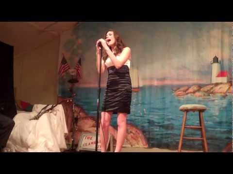Allison Doody singing an Etta James Classic