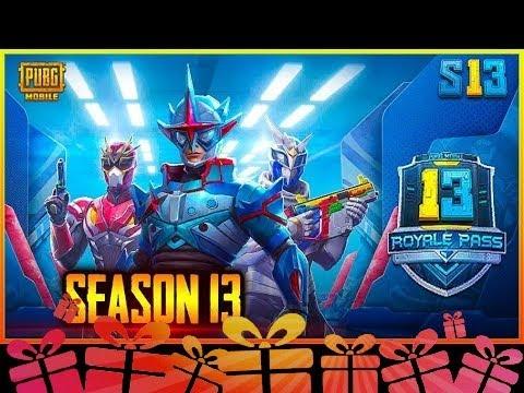 SEASON13 ROYAL PASS REWARDS || OP Rewards || TEAM STAR || Gods Gaming || #dynamogaming #carryminati