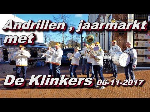 Adrillen Jaarmarkt Winschoten met de Klinkers 06 11 2017