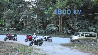 Endless Thai Noodle - Thai motorbike trip 1800km