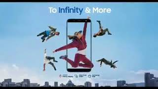 Samsung j6:To infinity and more full song