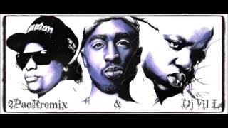 (2016)  2Pac - Revenge ft. Eazy E & Biggie Smalls  (Remix)
