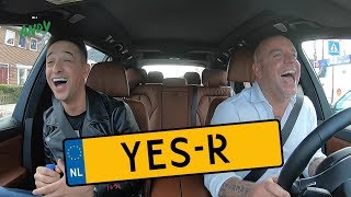 Yes-R - Bij Andy in de auto!