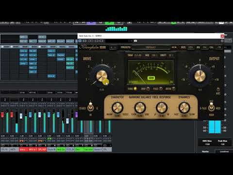 How to Pan Reverb + Distort the Dry Signal w/ Soundtoys PanMan & Decapitator