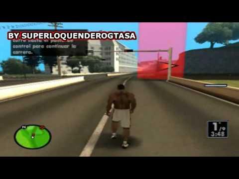 LOQUENDO GTA San Andreas La carrera de CJ