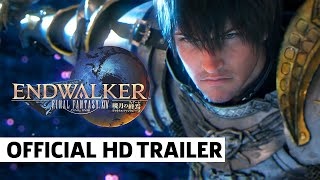 FINAL FANTASY XIV ENDWALKER Full Trailer