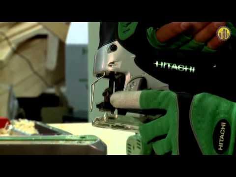 Електрически прободен трион HITACHI CJ90VST #QT0SoHqSGsE