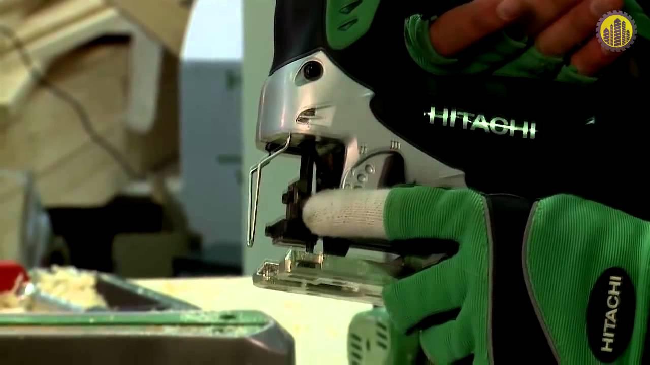 Электролобзик Hitachi
