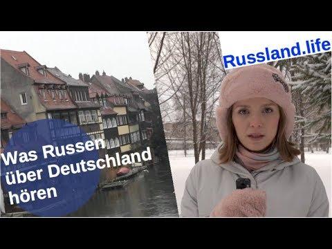 Was Russen über Deutschland hören!
