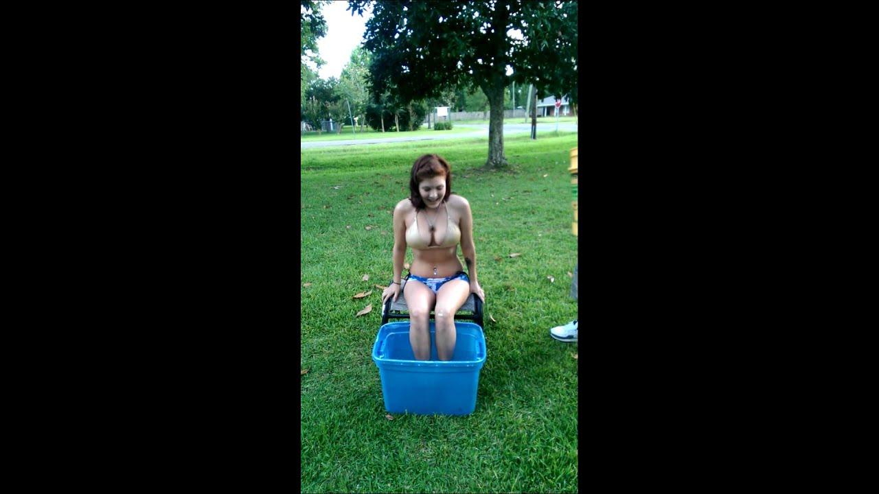 ALS Ice Bucket Challenge Christi Untershine