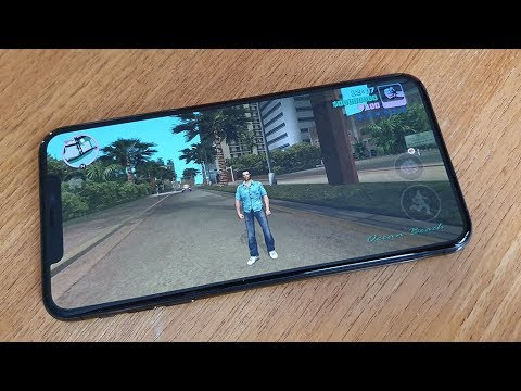 GTA Vice City Iphone XS Max Gameplay - Fliptroniks.com