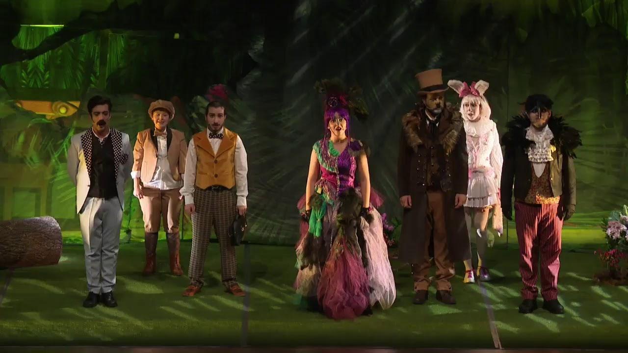 BARIŞ ORMANI Çocuk Operası
