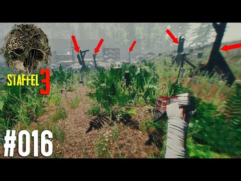 ÜBERALL FALLEN BAUEN! | The Forest Multiplayer Coop #016
