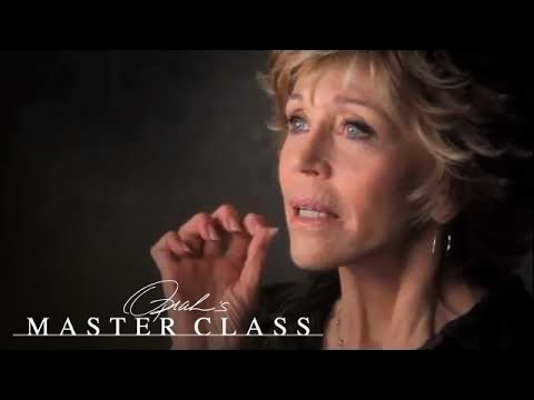Jane Fonda on Finding Her Focus | Oprah's Master Class | Oprah Winfrey Network