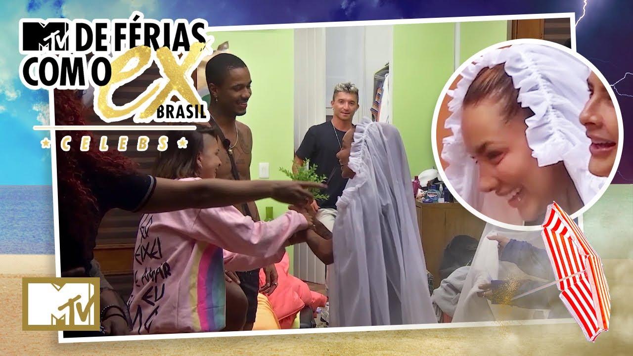 Tainá 'CASA' com Sander | MTV De Férias Com O Ex Brasil Celebs T7