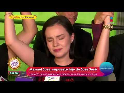 ¡Manuel José Le Responde A José Joel Y Marysol Sosa Por Prueba De ADN!