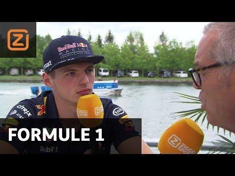 Max Verstappen: 'Het ziet er niet zo positief uit' | Interview | GP van Canada 2017