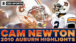 Cam Newton: 2010 Auburn Highlights | CBS Sports