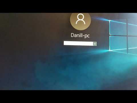 Как сбросить пароль входа в windows 10