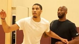 Kobe Bryant's Trying To RECRUIT Jayson Tatum To The Lakers With Workout Sesh?!