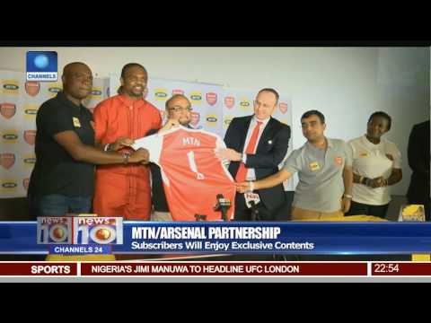 MTN/Arsenal Partnership: Objective Is To Develop Nigerian Football