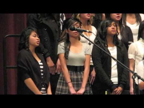 I'll Be There - Edison Choir 2009