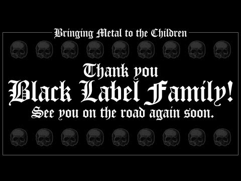 On The Road: Bringing Metal to the Children Episode #10