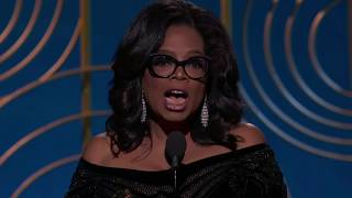 The Most Brilliant Thing About Oprah's Golden Globes Speech
