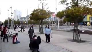 Japan Is Sinking ظواهر غريبة باليابان