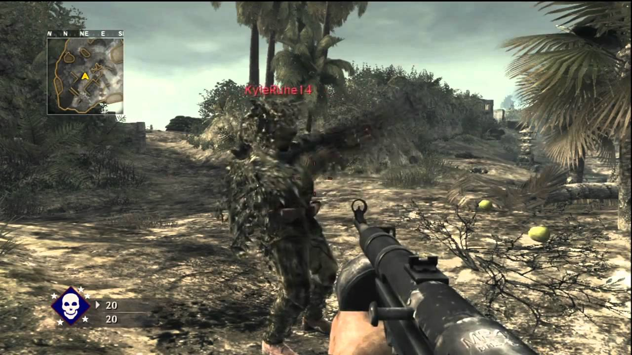 Call Of Duty World At War Multiplayer Mods Xbox 360 - Www
