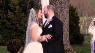 Blenheim Vineyards Wedding Video