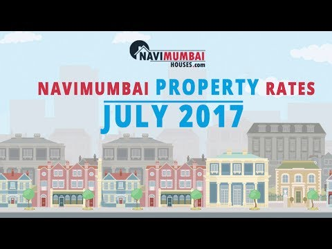 Navi Mumbai Property Rates, Prices - Updated July 2017