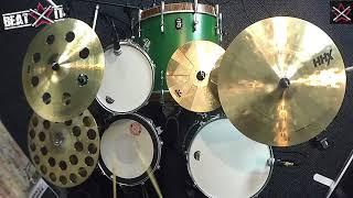 BeatIt test: zestaw perkusyjny Sonor SQ1