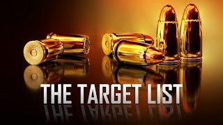 The Target List Book Trailer