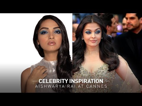 Celebrity Inspiration Makeup | Aishwarya Rai with Jazba Singh