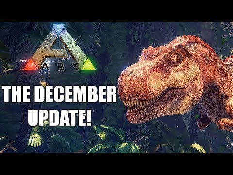 This ARK December update is huge..... ABERRATION AND MORE! - CONSOLE/PC