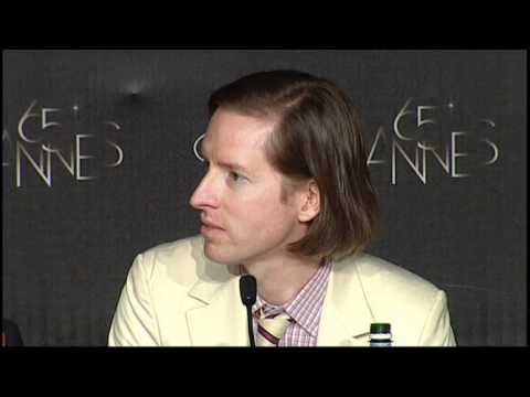 Moonrise Kingdom Full Press Conference - Festival de Cannes 2012