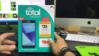 Unboxing and Quick Specs Review of the Samsung Galaxy J7 Sky Pro