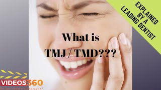 Now Trending - What is TMJ/TMD? Explained by Dr. Jamil Alkhoury – TMJ & Sleep Therapy Centre of San Francisco, CA