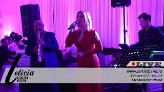 L' artist Band & Leticia Moisescu - Jos palaria pentru femei ( Simfonia Ballroom 201 ...