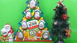 Kinder Surprise Eggs Santa Claus Christmas Edition Thumbnail