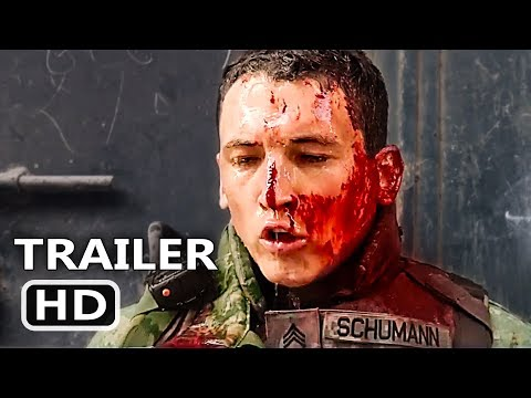 THANK YOU FOR YOUR SERVICE  2017 Miles Teller Drama Movie HD