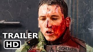 THАNK YΟU FOR YΟUR SЕRVICЕ Official Trailer (2017) Miles Teller Drama Movie HD