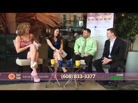 Girl Talk | Klein's Floral & Greenhouses, Diamond Center, Radiance Skin Therapy | 11/6/14 | Show 2