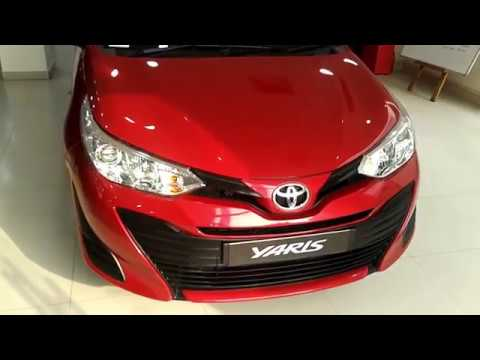 Toyota Yaris J Model Looks, Features, Review  Prices