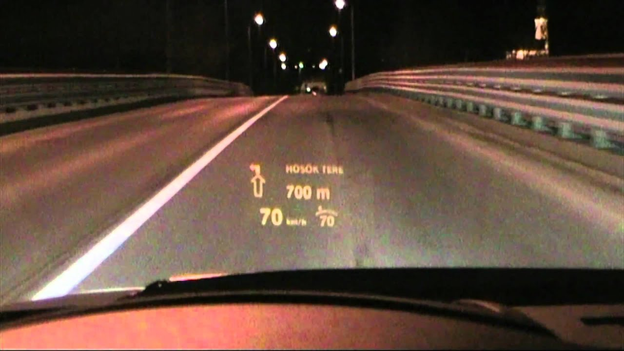 bmw e60 head up display youtube. Black Bedroom Furniture Sets. Home Design Ideas
