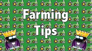 Growtopia | Farming Tips!