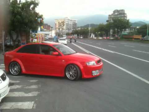 Audi A4 B6 Body Kit >> Audi B6 A4 2.7 Twin Turbo Featuring Fast Intentions Custom Exhaust Video 1 - YouTube