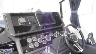 Galeon 430 Skydeck from Motor Boat & Yachting
