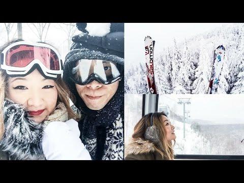 Montreal + Mont Tremblant Ski Trip - Canada Travel Diary